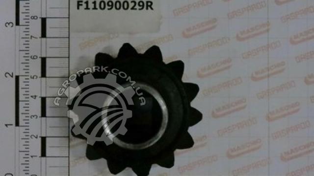 Шестерня пластикова F11090029